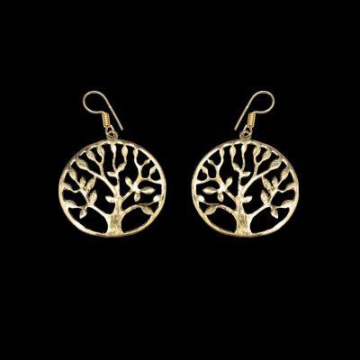 Kolczyki Drzewo Fortuny 2