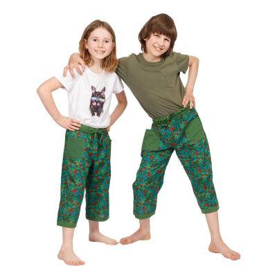 Spodnie bawełniane trzy-czwarte Starfish | 2-4 lat, 4-6 lat, 6-8 lat, 8-10 lat