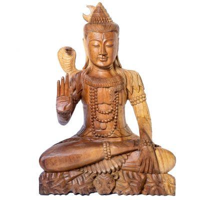 Statuetka Siedzącego Śiwy