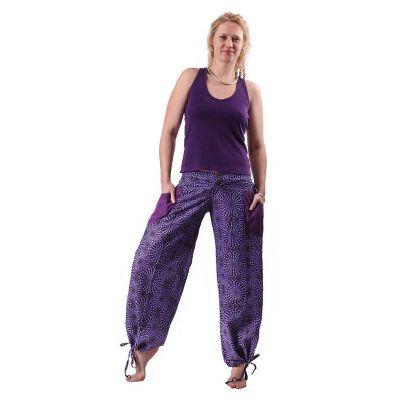 Spodnie Lompat Ungu