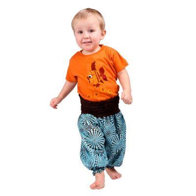 Spodnie Blue Joy