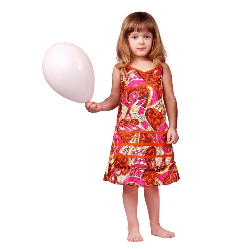 Sukienka dziecięca Ikan Lust