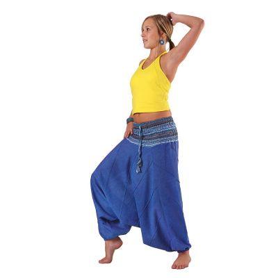 Spodnie Perempat Pirus