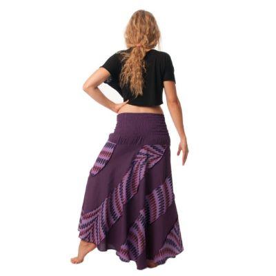 Długa spódnica Hawa Rox