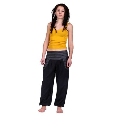 Spodnie Tidak Hitam