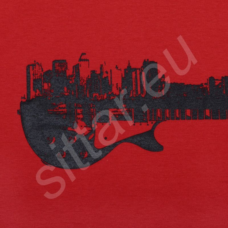 Koszulka Guitar City
