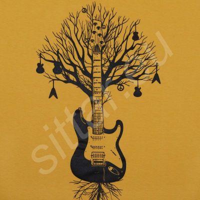 Koszulka Guitar Tree