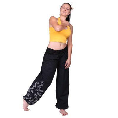 Spodnie Sulaman Hitam