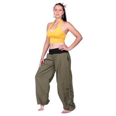 Spodnie Sulaman Hijau