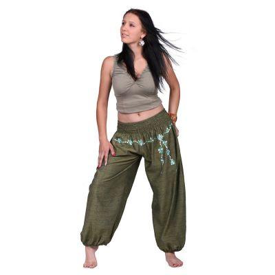 Spodnie Sabuk Hijau