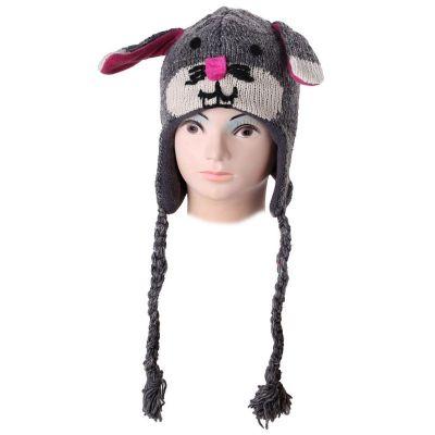 Wełniana czapka Bunny   M, L