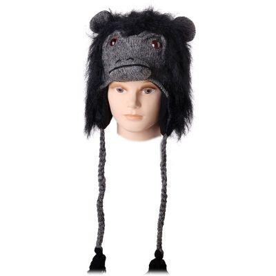 Wełniana czapka Gorilla | M, L