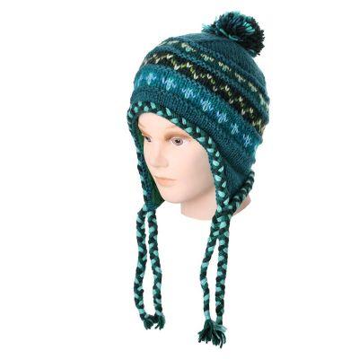Wełniana czapka Annapurna Turquoise