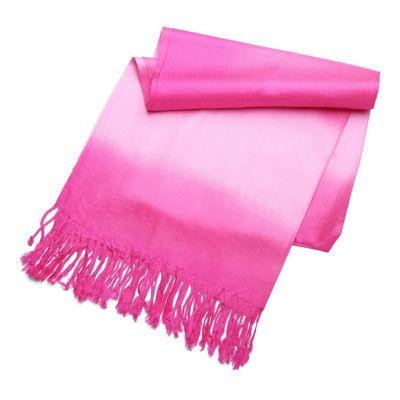 Szalik Pelangi Pink