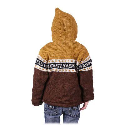 Wełniany sweter marki Deserved Pride