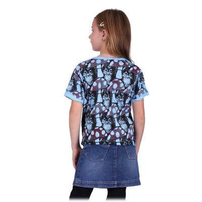 Koszulka Sure Chimpanzee Blue
