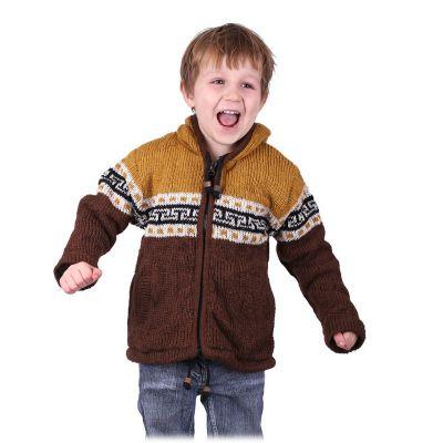 Sweter zasłużony na dumę