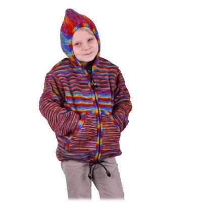 Sweter Rainbow Flight