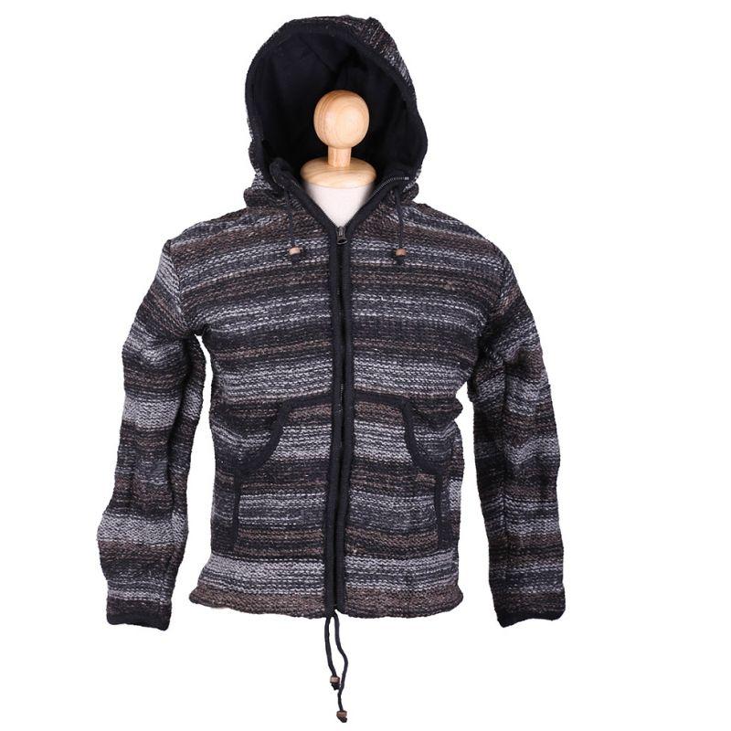 Wełniany sweter Halebow Height Nepal