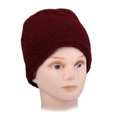 Wełniana czapka Arna Red