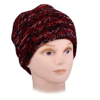 Wełniana czapka Arna Flame