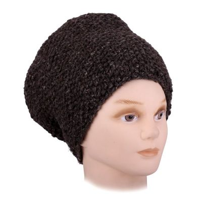 Wełniana czapka Istri Rough
