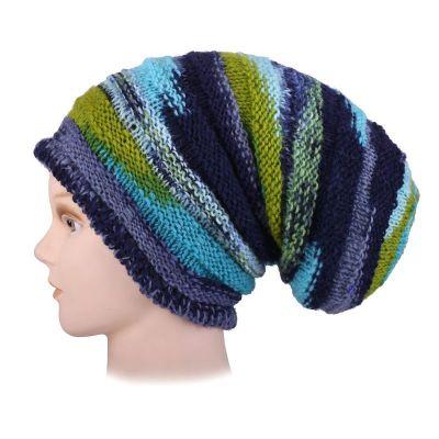 Wełniana czapka Ulat Turquoise