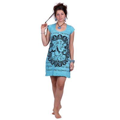 Sukienka (tunika) Sure Ganesh Turquoise | S, M, L, XXL