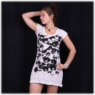 Okulary przeciwsłoneczne Dress Sure White