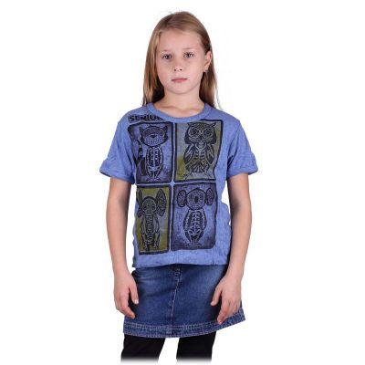 Koszulka Sure Animal X-Ray Blue
