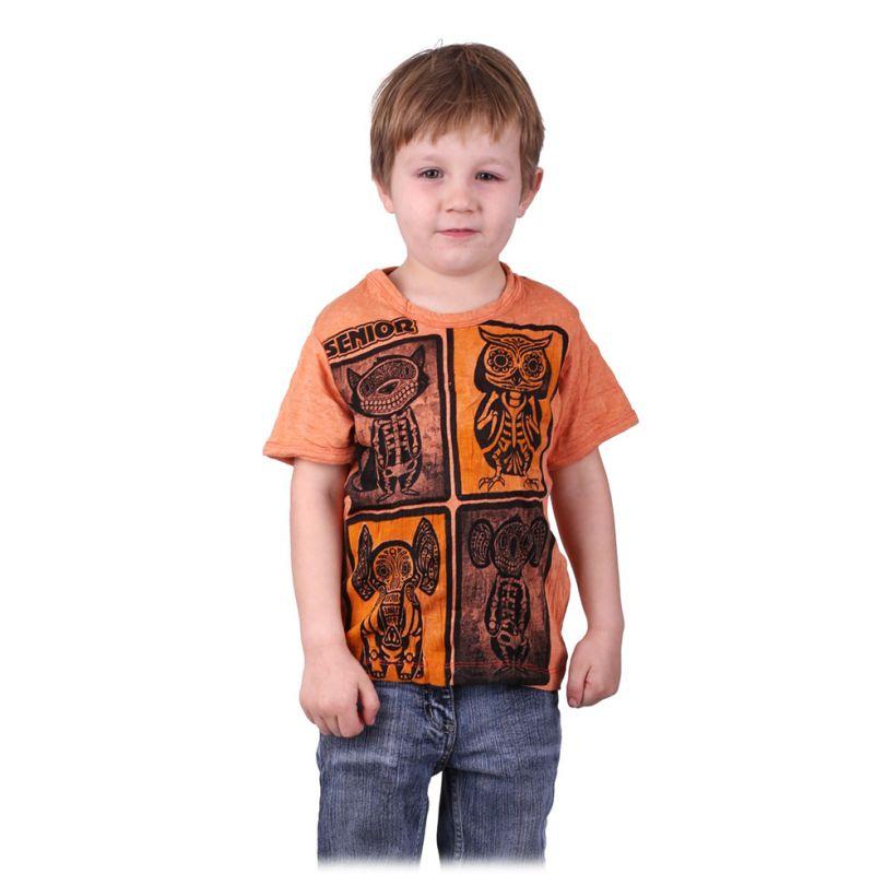 Koszulka Sure Animal X-Ray Orange