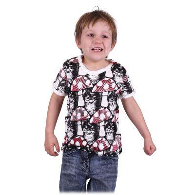 Koszulka Sure Chimpanzee White | M, L
