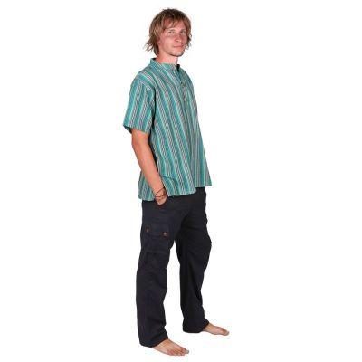 Męskie bawełniane spodnie Saku Gelap | S, M, L, XL, XXL, XXXL