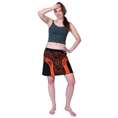 Spódnica Mandala Jeruk