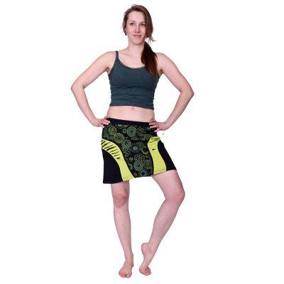 Spódnica Mandala Hijau