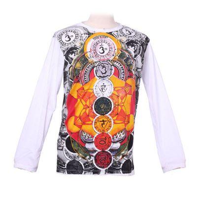 Koszulka Chakras - długi rękaw