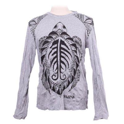 Koszulka Turtle Grey - długi rękaw