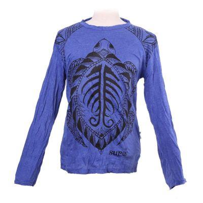 Koszulka Turtle Blue - długi rękaw
